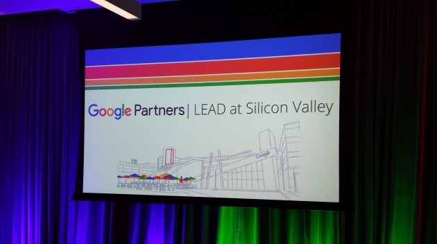 Google Partners LEAD at Silicon Valley - 1