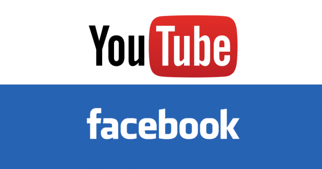 Facebook - Youtube