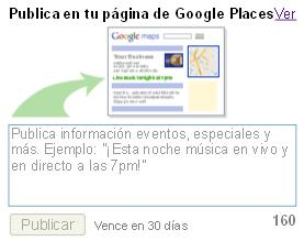 Google Places Analytics